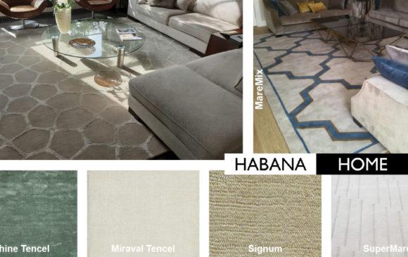 Aldán incorpora a su colección cinco nuevas texturas esta primavera